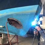 Bootonderhoud | Boeg- en hekschroef tunnel inlassen en installeren